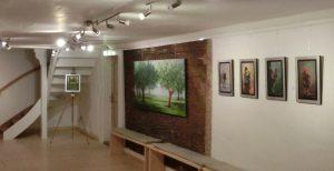 Atelier und Ausstellungsraum – Willems-Pisarek Magdalena