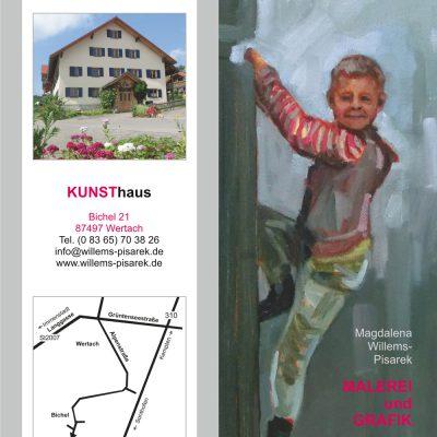 Ausstellung: KUNSThaus,   Bichel 21,  87497 Wertach