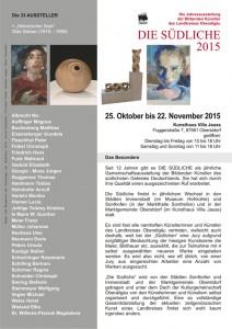 """Ausstellung """"Die Südliche 2015"""""""